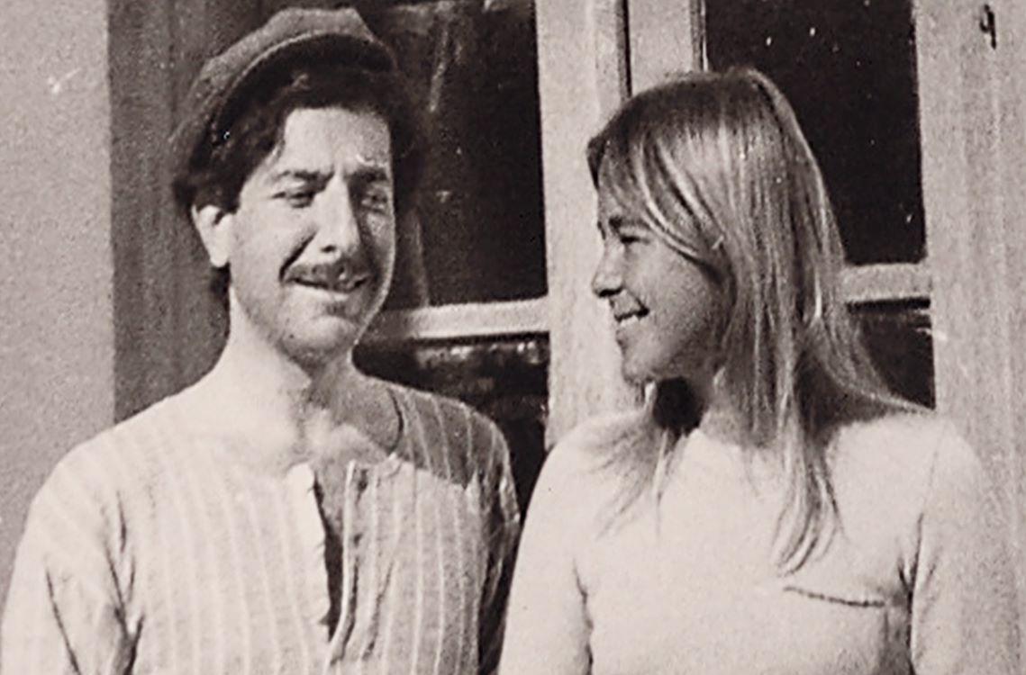 Marianne & Leonard foto hydra