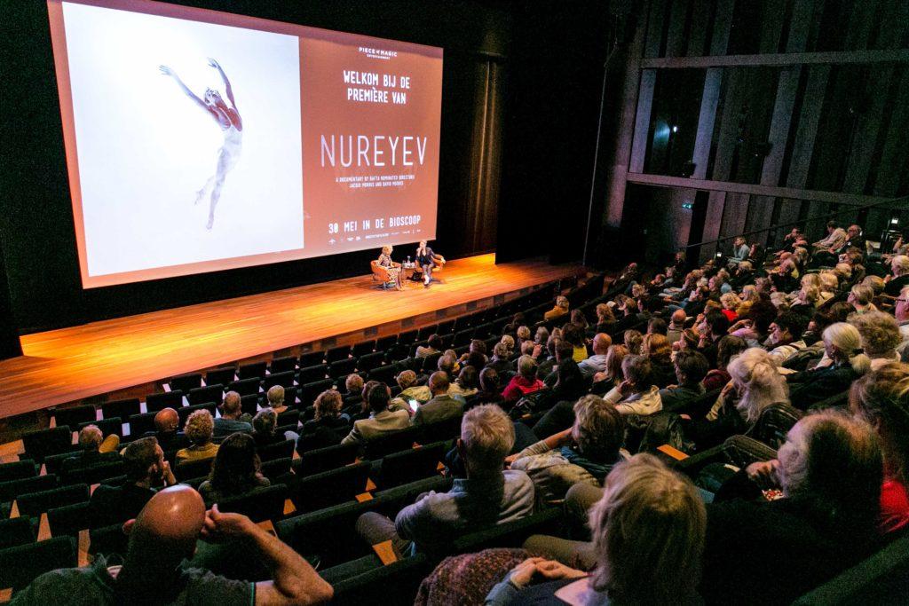 Nureyev premiere ITA Amsterdam film