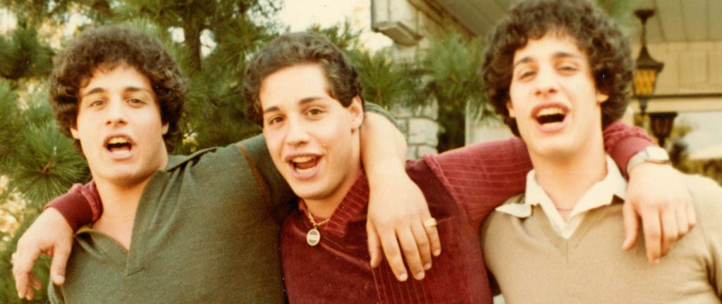 documentaire Three Identical Strangers