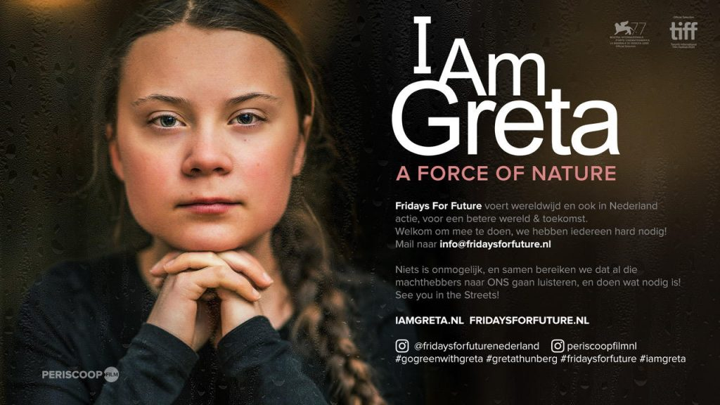 I Am Greta - documentaire