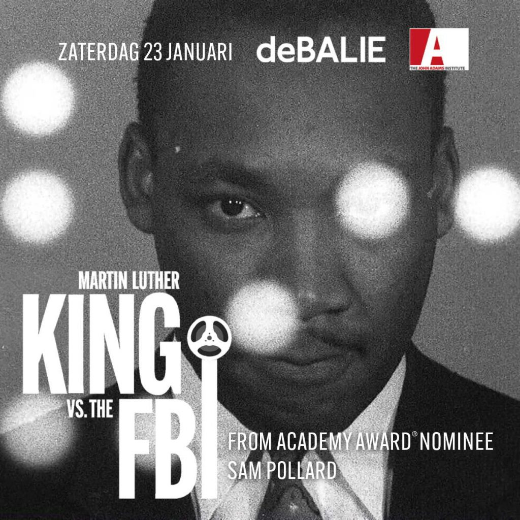 Documentaire over Martin Luther King